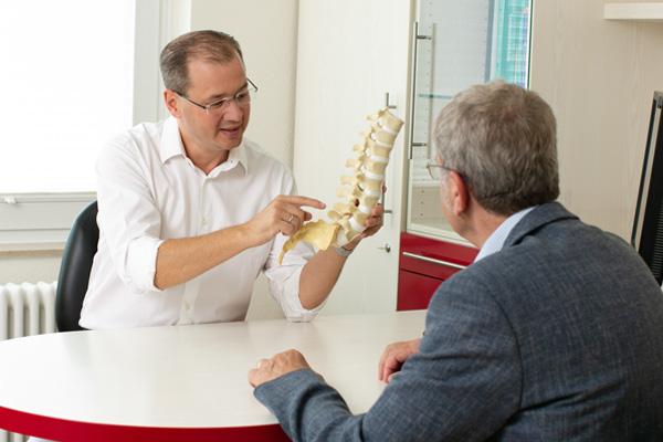 D-Arzt - zertifizierter Orthopäde in Dortmund