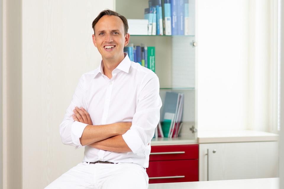 Kinderorthopäde und Spezialist für Stoßwellen in Dortmund Dr. med. Dirk Janßen